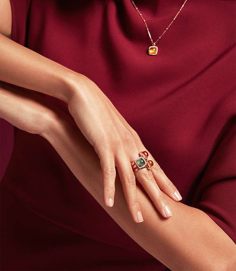 Discover our colourful gemstones